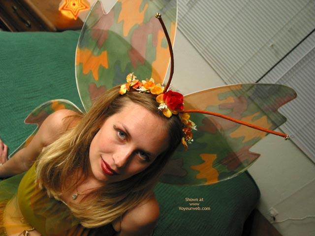 Pic #1 - Leila The Sex Fairy Gets Royal Treatment