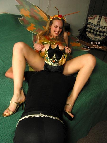 Pic #7 - Leila The Sex Fairy Gets Royal Treatment