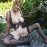 Butterfly's Reveal - Big Tits, Blonde, Body Piercings, Mature, Tattoos