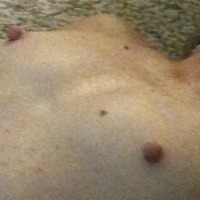 Very small tits of my wife - Penna wife