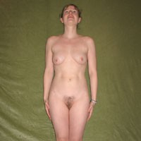 First Time For Everything - Brunette, Hard Nipples, Medium Tits, Pussy, Bush Or Hairy