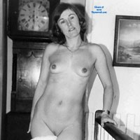 70s Collection - Brunette, Shaved, High Heels Amateurs, Lingerie, Pussy, Small Tits, Wife/Wives
