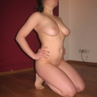 Large tits of my room mate - alice