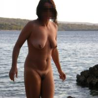 Mia 57 On Black Sea - Wet, Wife/Wives, Bush Or Hairy, Mature