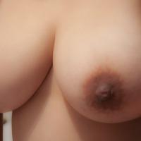 Large tits of my wife - neko