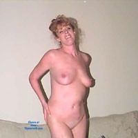 Random Thoughts - Mature, Shaved, Blonde, Hard Nipples, Masturbation, Medium Tits, Natural Tits