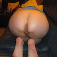 My wife's ass - Sophie