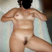 Medium tits of my wife - Emily