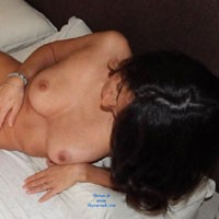 My Body - Big Tits, Brunette Hair, Hard Nipple