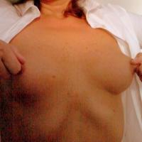 Small tits of my girlfriend - Sabine