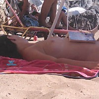 Naked on Beach :) - Beach