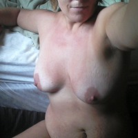 Very small tits of a neighbor - Lynn