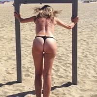 Gunnison Beach - Beach, Blonde