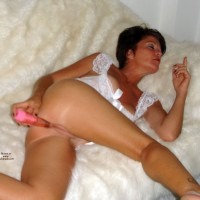 Lin`s Toy - Brunette, Masturbation, Mature, Toys