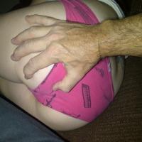 My wife's ass - My Hott Wife