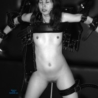 At The BDSM Club - S&M, Brunette