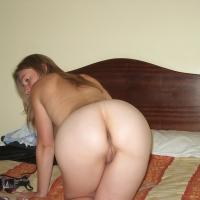 My girlfriend's ass - Val