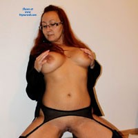 Ashriel as an Assistant - Big Tits, High Heels Amateurs, Lingerie, Mature, Costume, Redhead, Shaved