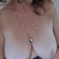 Medium tits of my wife - moly set