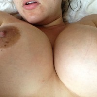 Very large tits of my wife - Brazilian Princess