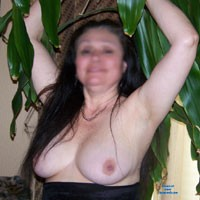 Teasing - Big Tits, Brunette, Mature