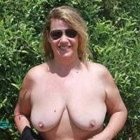 Big Boobs Christy - Beach, Big Tits, Mature, Blonde, Wife/Wives