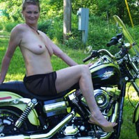 Bike - Big Tits, Mature, Shaved
