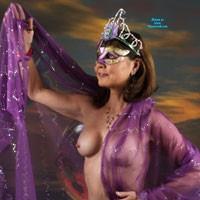 Fantasy Part II - Brunette, Costume, Hard Nipples, Mature
