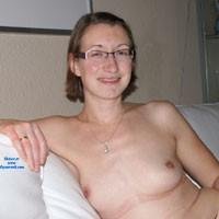 Hannah - Brunette, Natural Tits, Small Tits