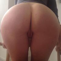 My wife's ass - Redhead
