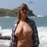 Big Breasts - Beach, Big Tits, Mature