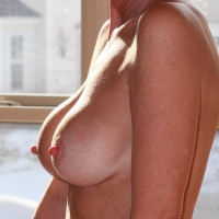Medium tits of my wife - Lisa32