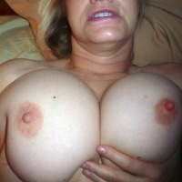 My very large tits - my wife
