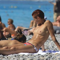 Beach of Nice 2013 - Beach Voyeur