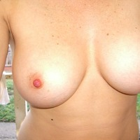 Large tits of my wife - SJ