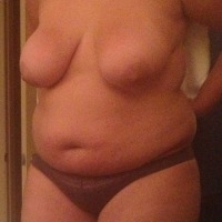Large tits of my girlfriend - V