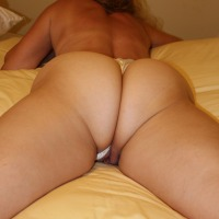 My wife's ass - Midage