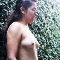 My small tits - Real Ex Nun