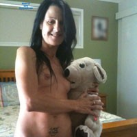 Ted E Bear - Tattoos, Softcore, Brunette, Small Tits