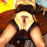 Katze2 - Lingerie, Bush Or Hairy, Natural Tits