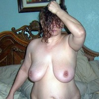 Large tits of my wife - Joycie