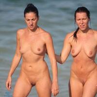 Real Voyeur Scenes - Beach Voyeur