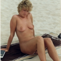 Small tits of my ex-wife - Tina