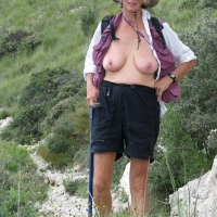 Medium tits of my wife - World Traveler