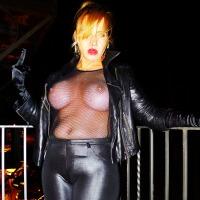 Very large tits of my girlfriend - Malu