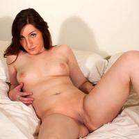 New Girl Evalynne - Brunette Hair, Heels, Redhead, Shaved