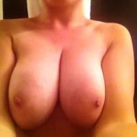 Very large tits of my girlfriend - Dzhansu