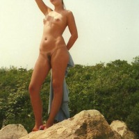 Very small tits of my girlfriend - Brenda