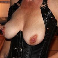 Fantastic Tits to Play With, Very Reactive - Big Tits, Mature, Natural Tits