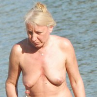 Mature Women For Dooder03 - Beach, Mature